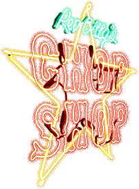 Rev. Billy's Chop Shop